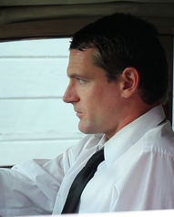 Brian Durkin as Mo in the noir styled short film Ambition Of Love. Written and directed by Christopher Zatta